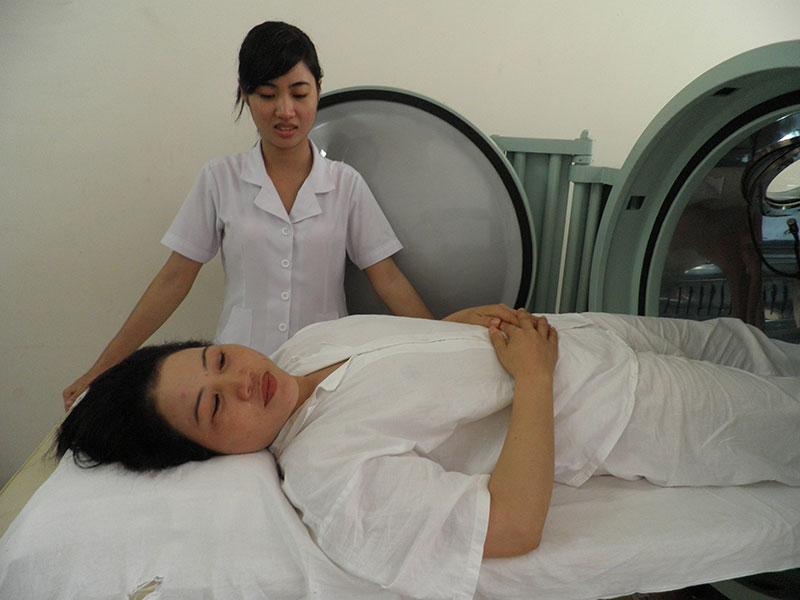 Oxy Cao Áp hỗ trợ phẫu thuật thẫm mỹ