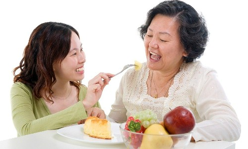 Thực phẩm có lợi cho người già