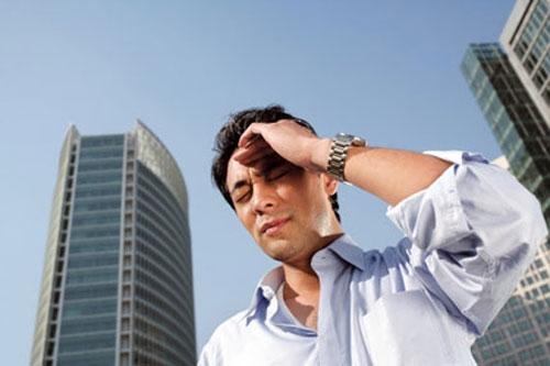 6 vấn đề sức khỏe nguy hiểm khi thời tiết nắng nóng