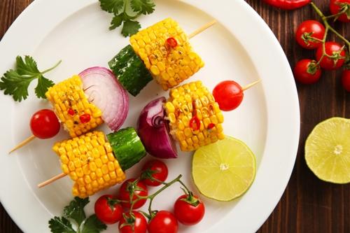 Bữa ăn càng nhiều màu sắc tự nhiên, càng đủ dinh dưỡng