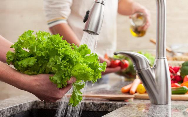 Ăn rau quả thế nào cho an toàn