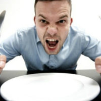 Tại sao khi đói bạn thường giận dữ?