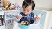 Cách tập thói quen ăn uống để bé phát triển khỏe mạnh